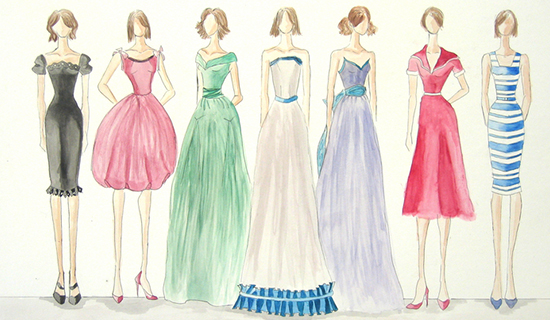 Distance Learning Fashion Designing